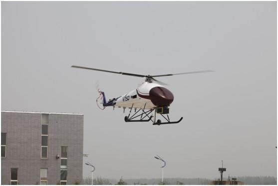 GL-300 first UAV flight a success !