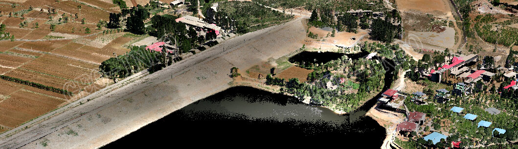 Color point cloud (GL-70/Dragon 35)
