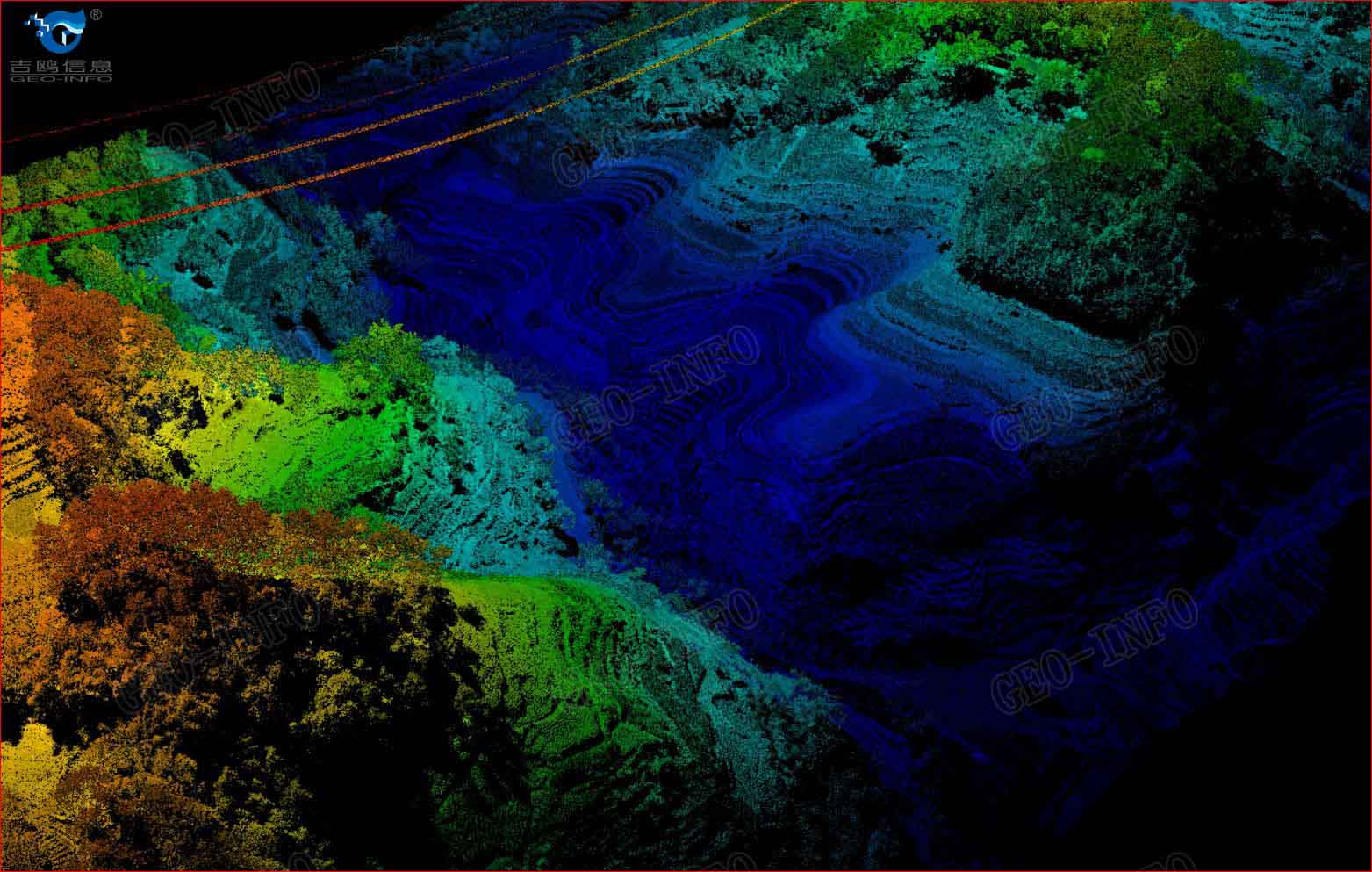 Point Cloud (GL-70/helicopter)