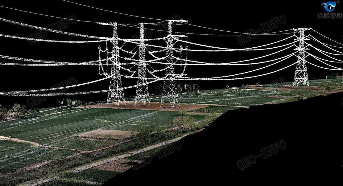 Color point cloud (GL-70A/Helicopter)