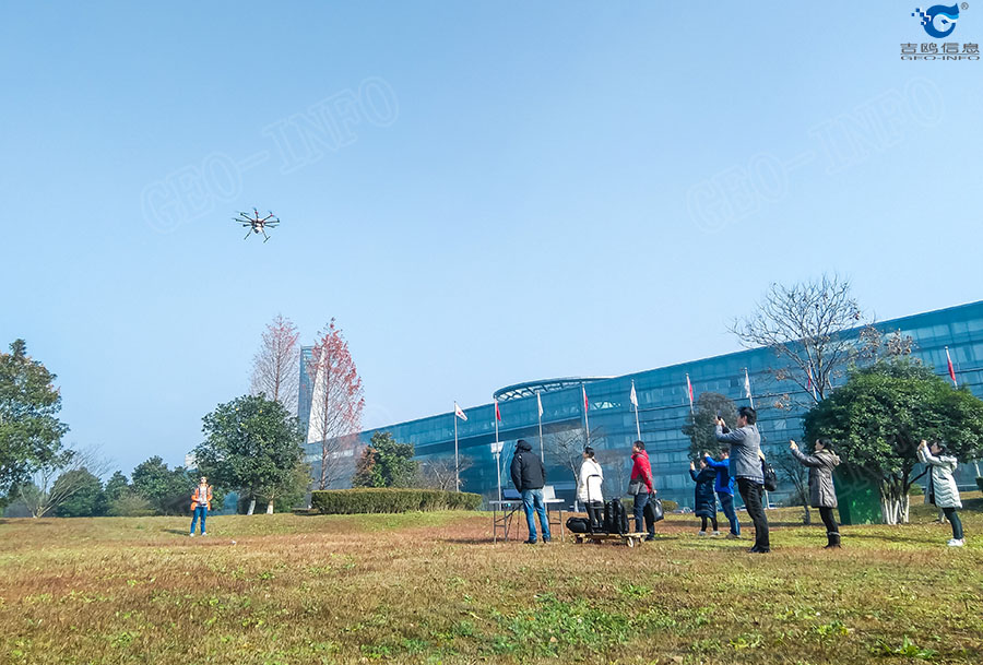 Flight Demonstration(GLV/Multi-rotor uav)