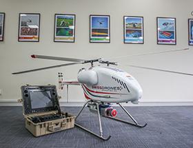 Industrial UAV Lidar GUL-70