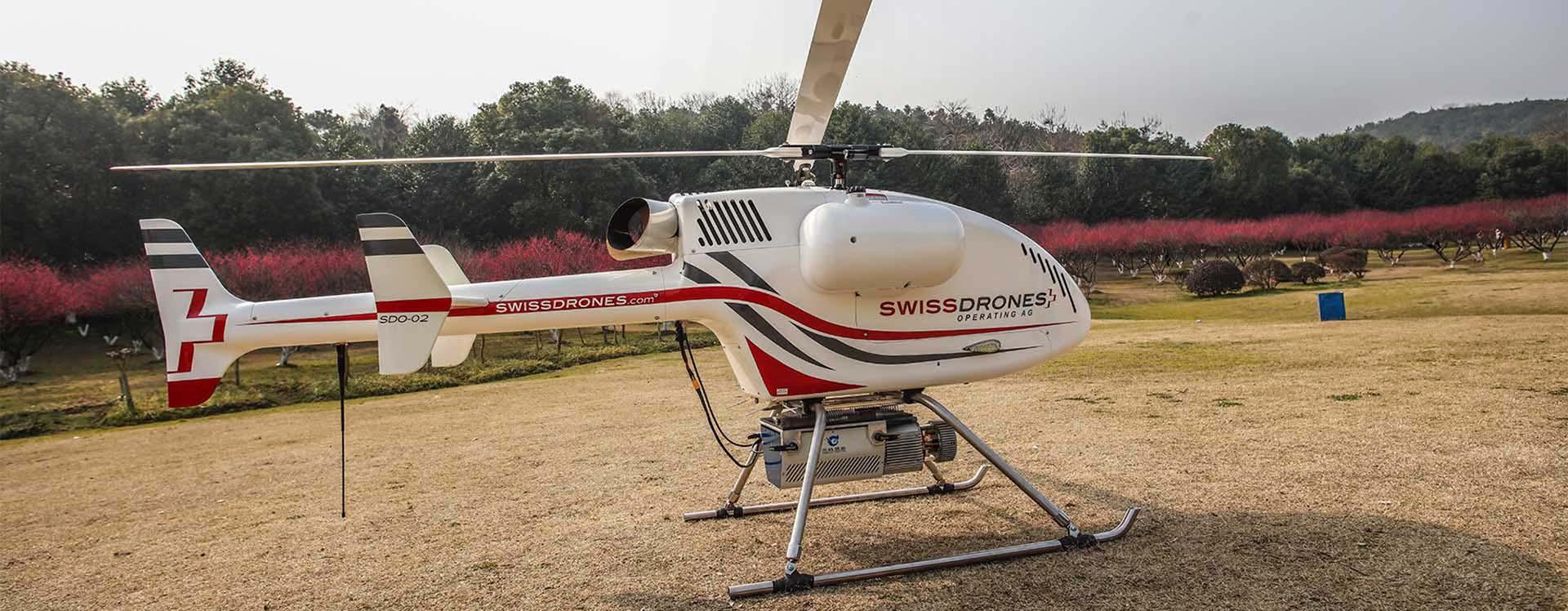 Complete UAV Lidar GUL-70
