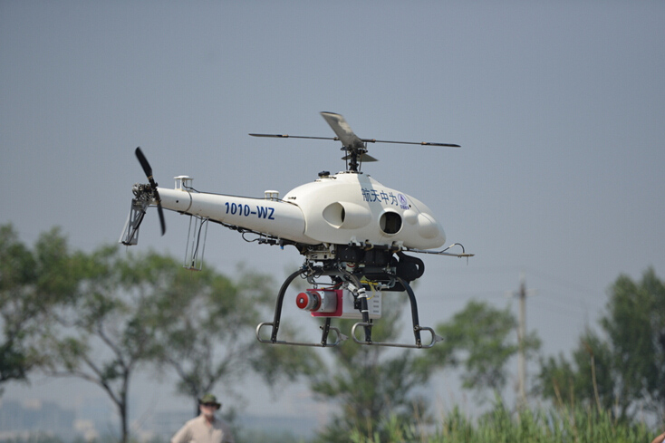 GL-70天津飞行测试圆满成功